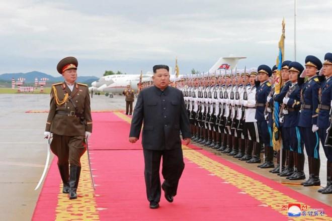 Trực tiếp cuộc gặp gỡ lịch sử giữa hai ông Donald Trump và Kim Jong un - ảnh 9
