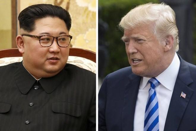 Trực tiếp cuộc gặp gỡ lịch sử giữa hai ông Donald Trump và Kim Jong un - ảnh 1