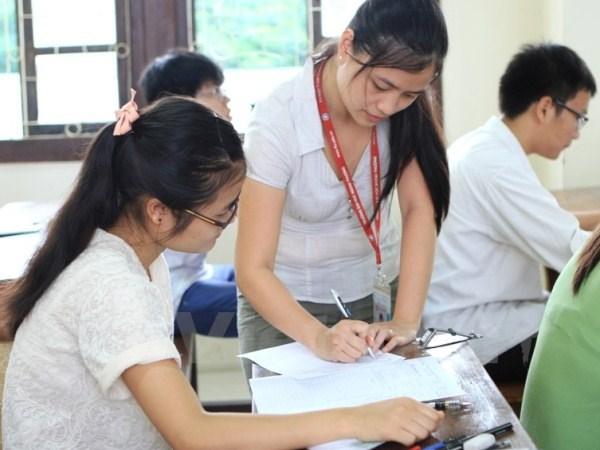 Bộ Giáo dục công bố 8 điểm mới trong dự thảo tuyển sinh đại học 2018