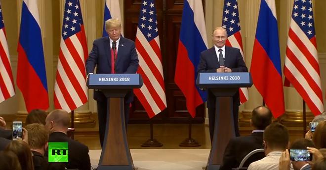 Thượng đỉnh Nga-Mỹ: Những viên gạch đầu tiên để cải thiện quan hệ