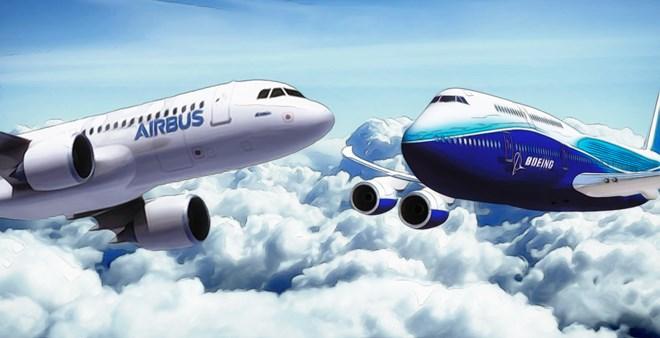 Airbus và Boeing cùng thông báo các thương vụ lịch sử - ảnh 1