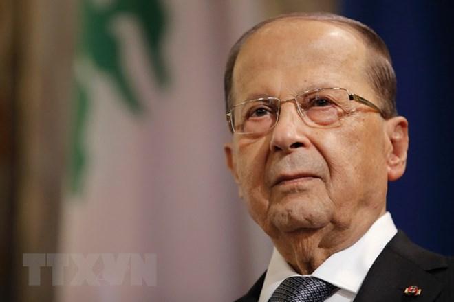 Tổng thống Liban cáo buộc Saudi Arabia giam giữ Thủ tướng Hariri - ảnh 1