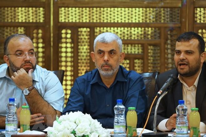 Thủ lĩnh phong trào Hamas và Jihad không tham dự hội nghị của PLO - ảnh 1