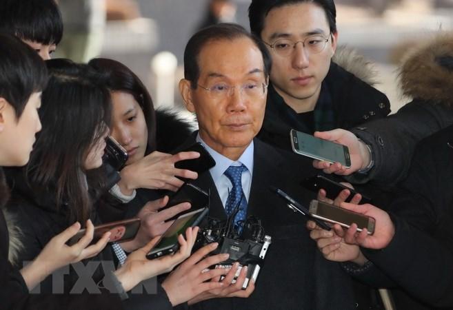 Cựu Phó Chủ tịch Samsung bị thẩm vấn vì bê bối tham nhũng - ảnh 1