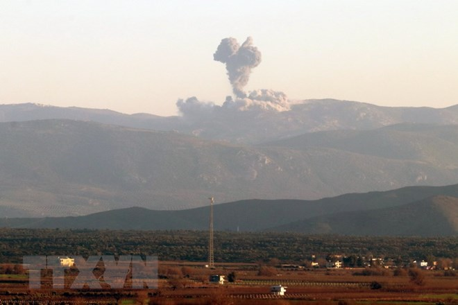 Quân giải phóng Syria kiểm soát thêm một số khu vực tại phía Bắc Afrin - ảnh 1