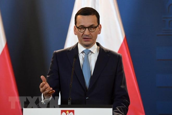 Thủ tướng Ba Lan thăm Đức nhằm làm tan băng quan hệ