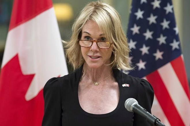Đại sứ Mỹ tại Canada bị đe dọa giết hại nếu không từ chức 1