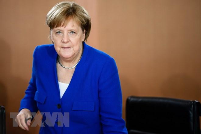 Thủ tướng Đức Merkel: Châu Âu không thể tiếp tục dựa hoàn toàn vào Mỹ