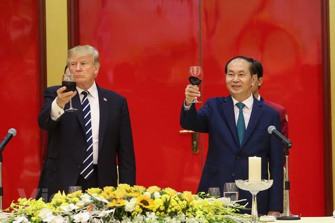 Tổng thống Donald Trump: Việt Nam là điều kỳ diệu trên thế giới ảnh 2