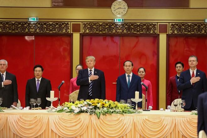 Tổng thống Donald Trump: Việt Nam là điều kỳ diệu trên thế giới ảnh 11