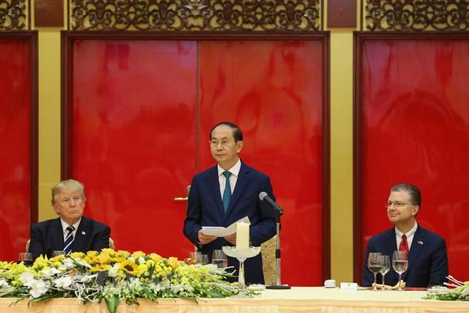 Tổng thống Donald Trump: Việt Nam là điều kỳ diệu trên thế giới ảnh 12