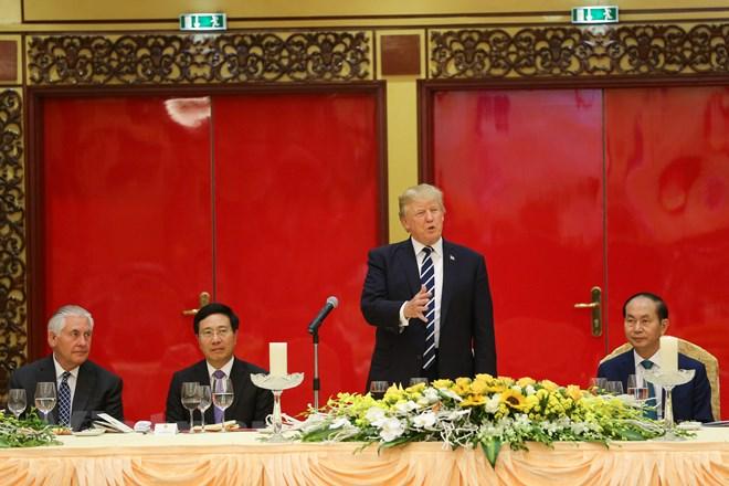 Tổng thống Donald Trump: Việt Nam là điều kỳ diệu trên thế giới ảnh 13