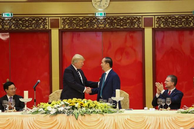 Tổng thống Donald Trump: Việt Nam là điều kỳ diệu trên thế giới ảnh 14