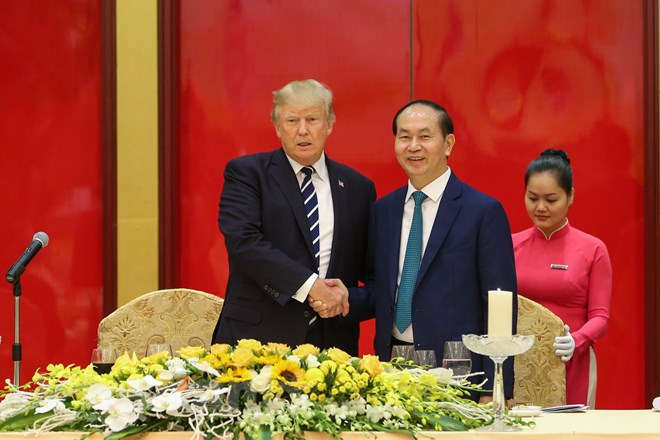 Tổng thống Donald Trump: Việt Nam là điều kỳ diệu trên thế giới ảnh 15