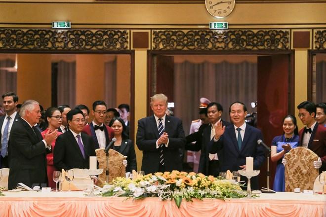 Tổng thống Donald Trump: Việt Nam là điều kỳ diệu trên thế giới ảnh 3