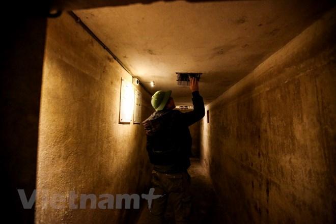 Khám phá hầm trú bom 5 sao thời chiến ngay trung tâm Hà Nội