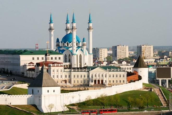Kazan – thủ đô hòa hợp tôn giáo của nước Nga