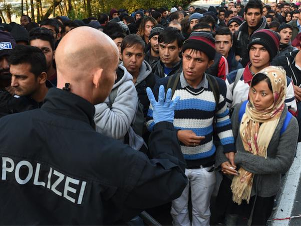 Đức: Chính sách di cư là phép thử đối với tương lai EU