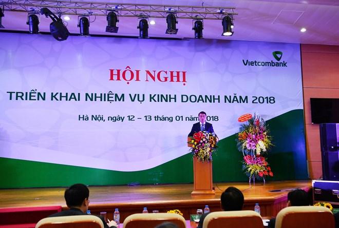 Thống đốc chỉ ra 4 vấn đề Vietcombank cần tập trung giải quyết - ảnh 1